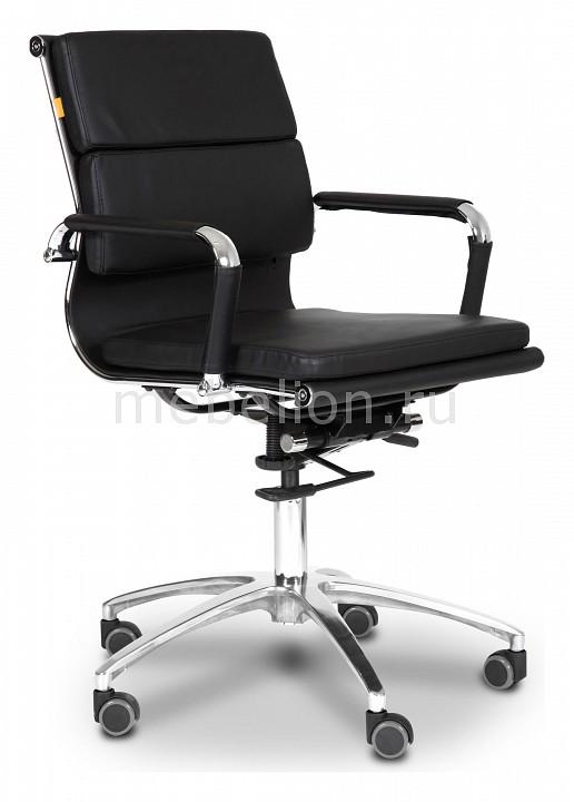 Кресло компьютерное Chairman 750 М черный/хром  из старой кровати сделать диван