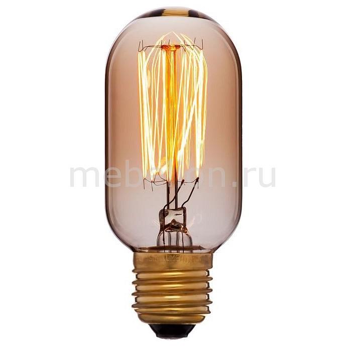 Лампа накаливания Sun Lumen T45 E27 220В 40Вт белый теплыйK 051-934