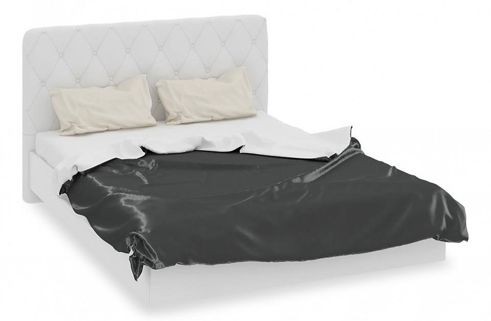 Кровать полутораспальная Мебель Трия Амели СМ-193.02.003-М спальня амели 3