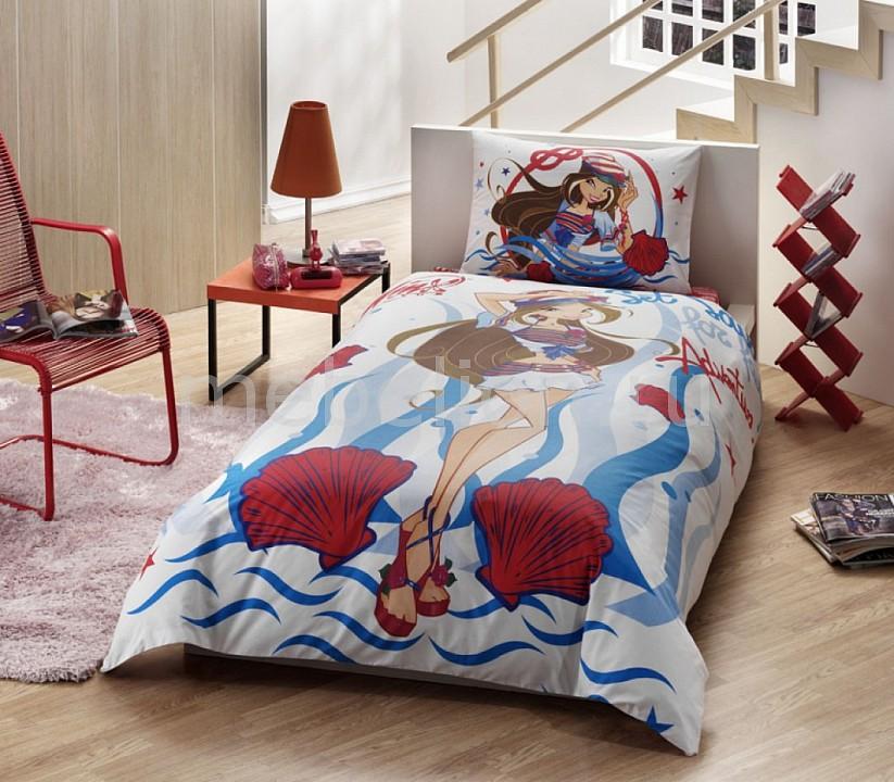Комплект детский TAC ТАС Ranforce Disney Winx Flora Ocean 3800-60088549 tac 5 спальное ranforce minions cupcake розово желтый