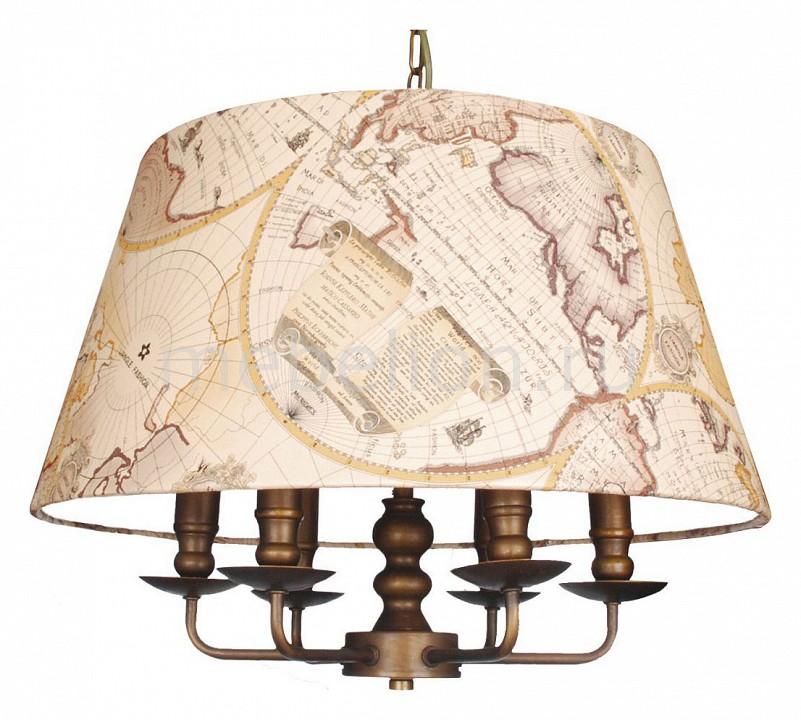 Купить Подвесной светильник Mappa 1122-6P, Favourite, Германия