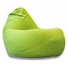 Кресло-мешок Салатовая замша II