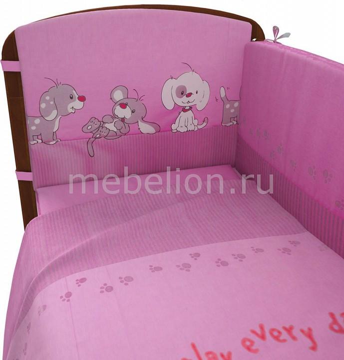 Комплект с одеялом детский Фея Веселая игра фея комплект белья для новорожденных веселая игра цвет розовый 6 предметов