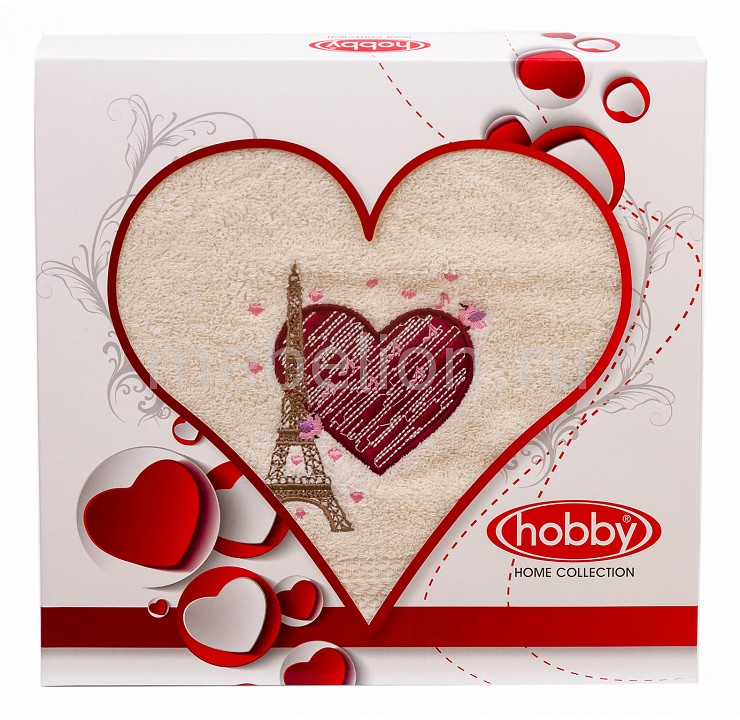 Полотенце для лица HOBBY Home Collection (50х90 см) LOVE