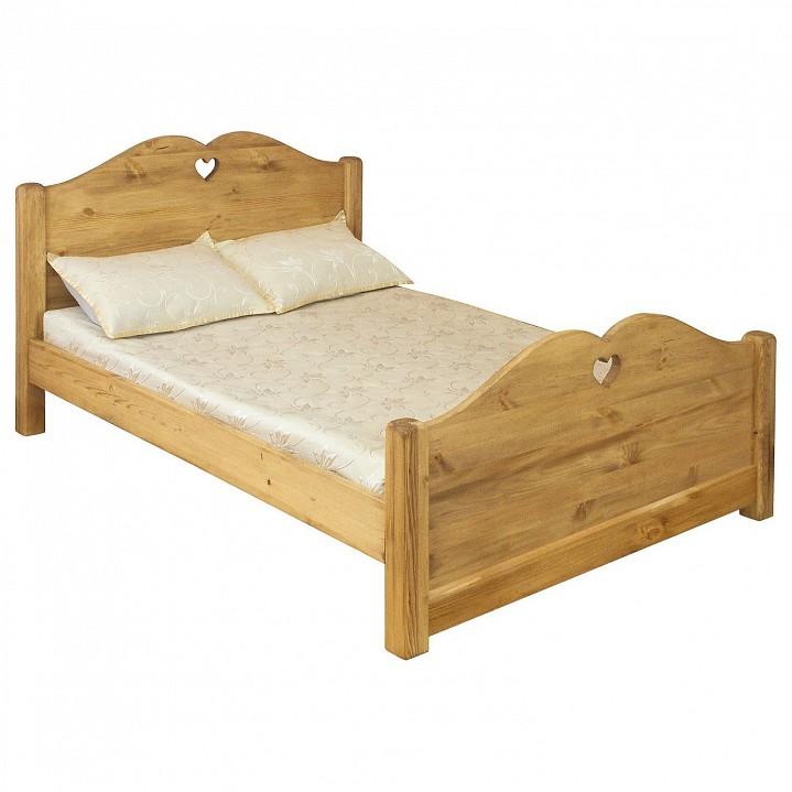 Кровать полутораспальная Lit coeur 140
