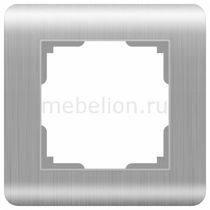 Рамка на 1 пост Werkel Stream WL12-Frame-01 цена