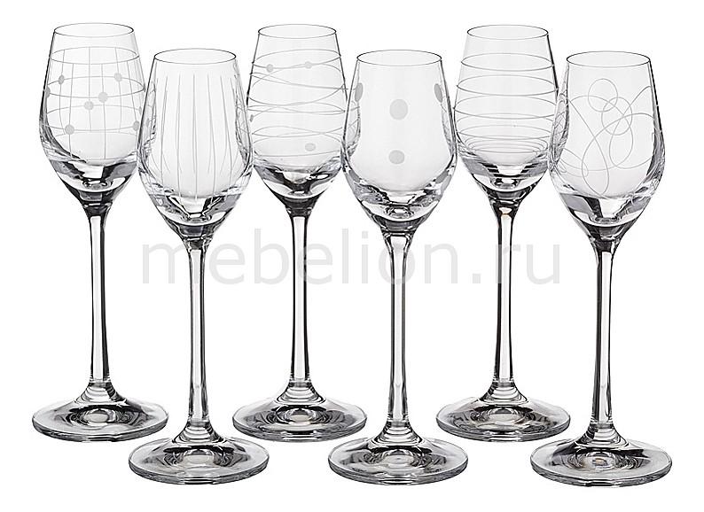 Набор из 6 бокалов Виола микс 674-320