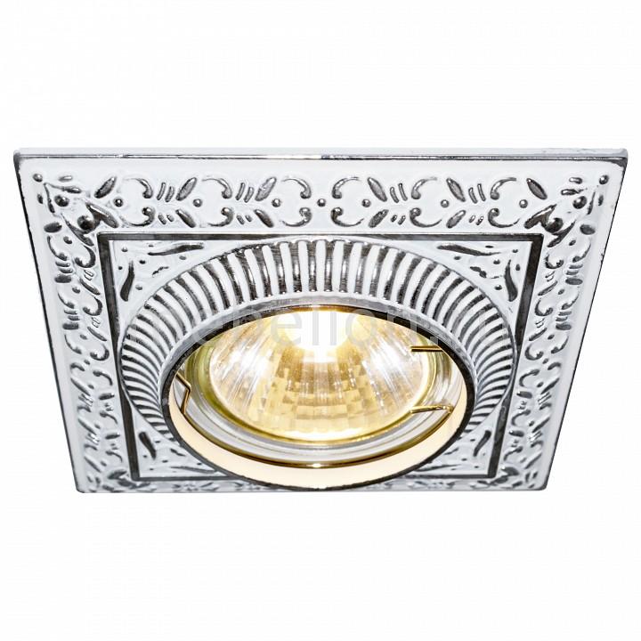 Встраиваемый светильник Arte Lamp A5284PL-1WA Occhio
