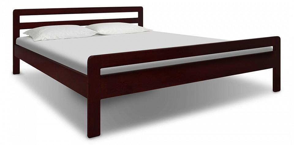 Кровать двуспальная Шале Калинка