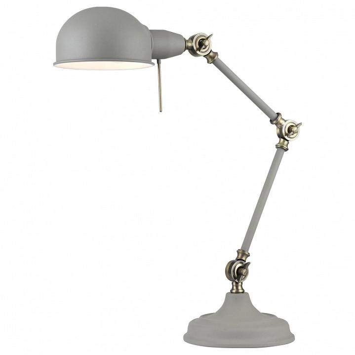 Настольная лампа офисная Maytoni Zeppo 137 Z137-TL-01-GR моторезина heidenau k60 scout 170 60 b17 72t tl