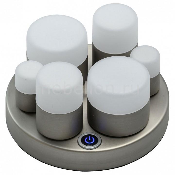 Настольная лампа декоративная DeMarkt Морфей 710030406 все цены