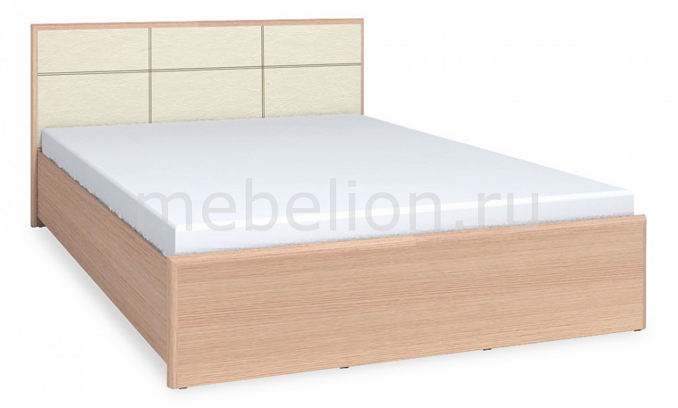 Кровать двуспальная Амели Люкс Д