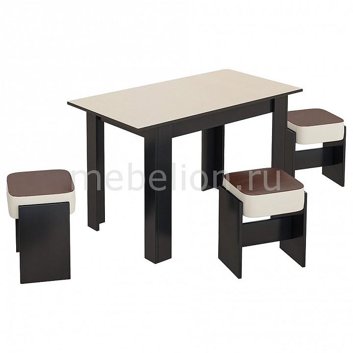 Набор кухонный Мебель Трия Кантри тип 1 МФ-105.036 мебель трия табурет кантри т1 венге темно коричневый