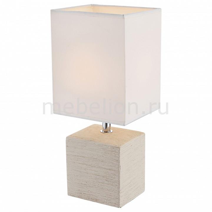 Настольная лампа декоративная Globo Geri 21675 настольная лампа globo geri 21675