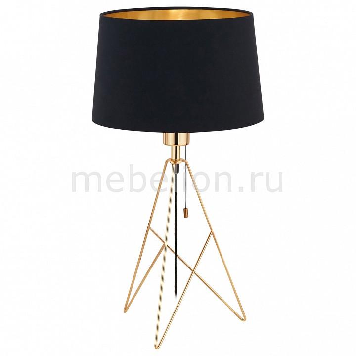 Настольная лампа декоративная Eglo Camporale 39179 eglo настольная лампа eglo camporale 39179