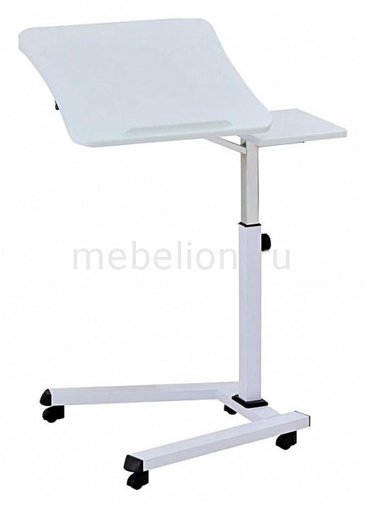 Подставка для ноутбуков LT-001 прямой белый mebelion.ru 3019.000