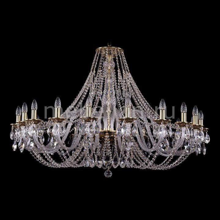 Подвесная люстра Bohemia Ivele Crystal 1606/20/460/GB 1606
