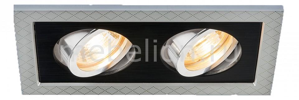Купить Встраиваемый светильник 1041 a036412, Elektrostandard, Россия