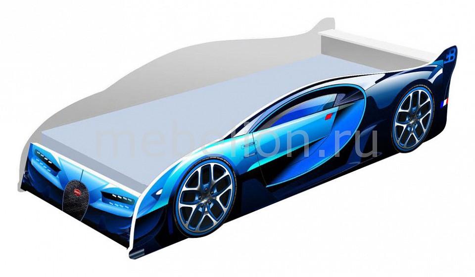 Кровать-машина Кровати-машины Бугатти БГ 2 кровать машина кровати машины молния m010