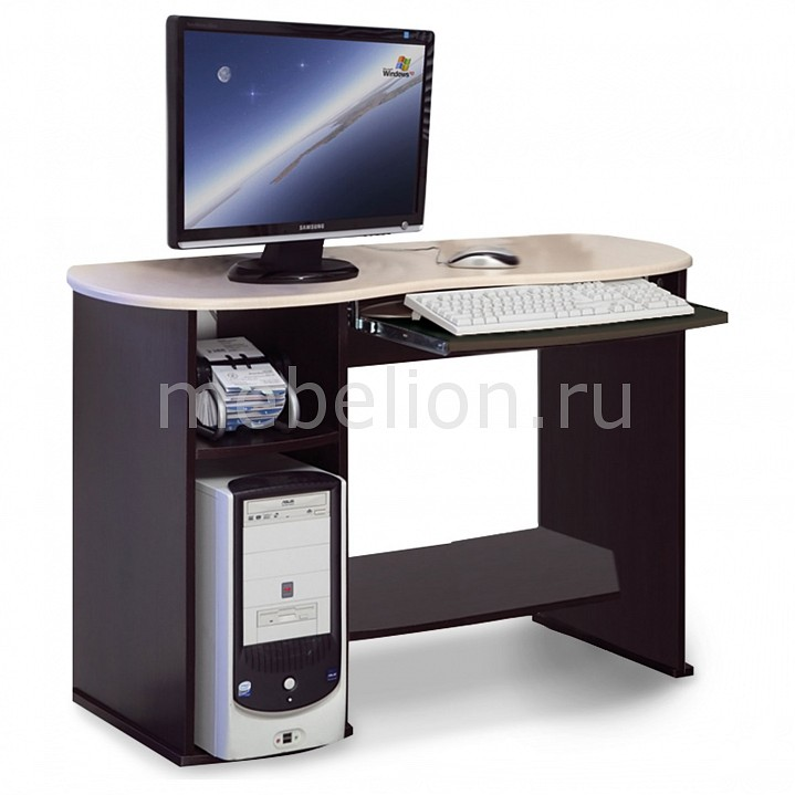 Стол компьютерный Олимп-мебель Костер-3 5210-03