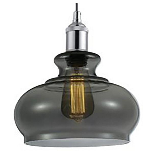 Купить Подвесной светильник SONNETTE SP1 SMOKE, Crystal Lux, Испания