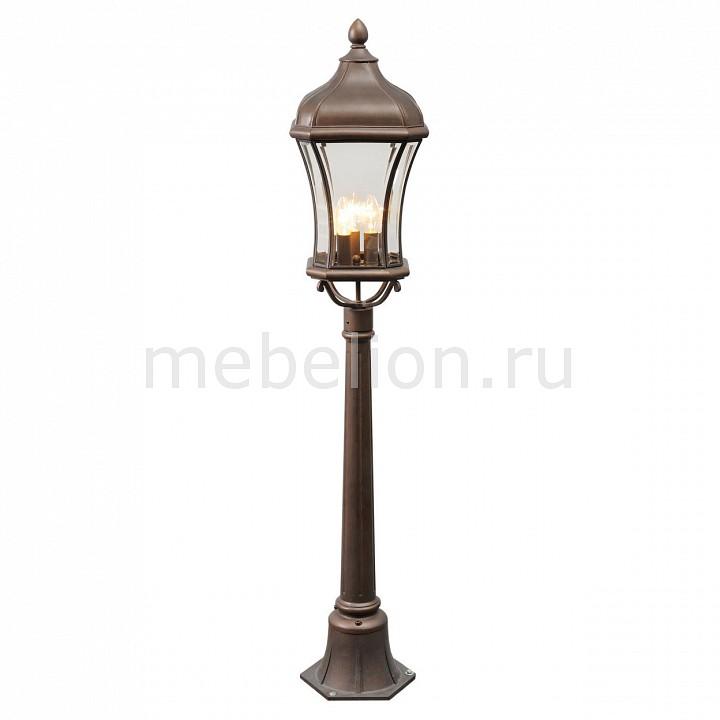 Наземный высокий светильник Шато 800040203