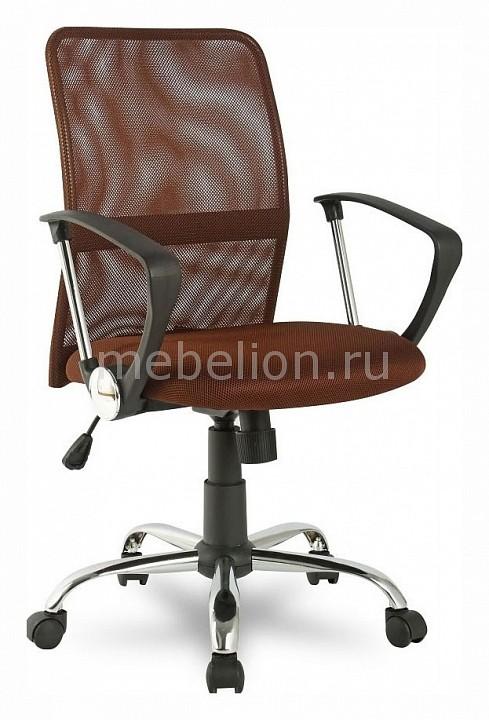 Кресло компьютерное College College H-8078F-5/Br кресло college h 8078f 5 ткань офисное крестовина хромированный металл подлокотники пластик коричневый