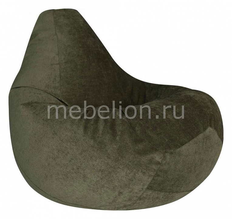 Кресло-мешок Dreambag Зеленый Микровельвет XL cnmf зеленый xl