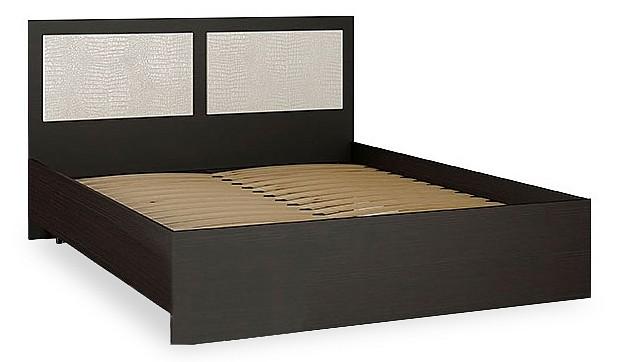 Кровать двуспальная Компасс-мебель Александрия премиум АМ-13 любимыйдом кровать двуспальная александрия 625170 000