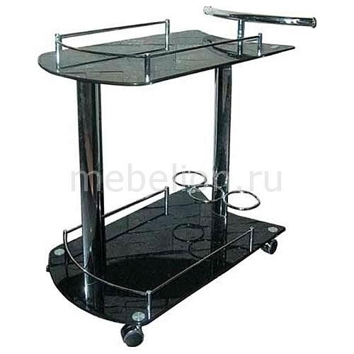 Стол сервировочный 83478 BKG хром mebelion.ru 4326.000