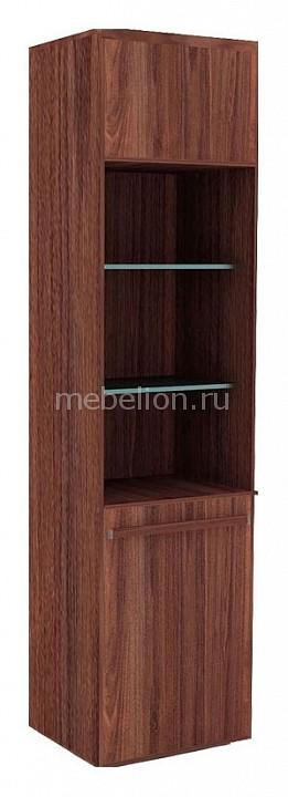 Шкаф комбинированный Берта 643.090 орех лугано