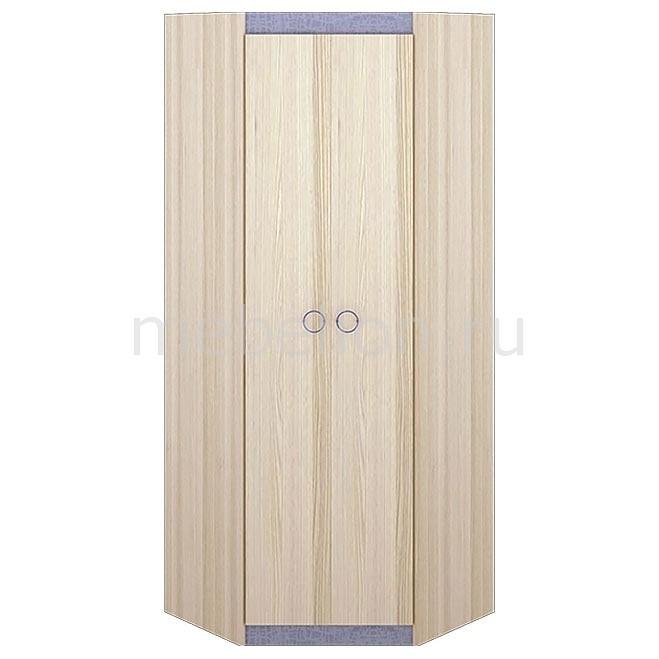 Шкаф платяной Индиго ПМ-145.12 ясень коимбра/навигатор