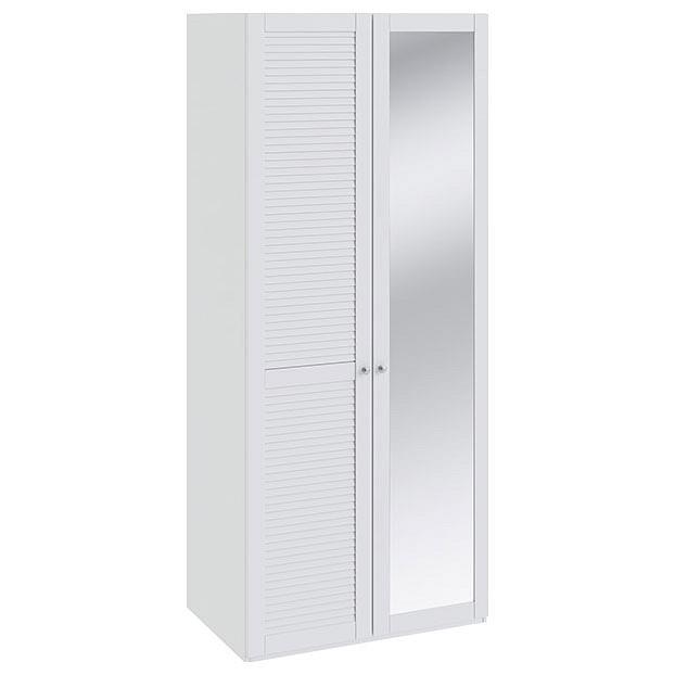 Купить Шкаф платяной Ривьера СМ 241.07.002 L, Мебель Трия, Россия