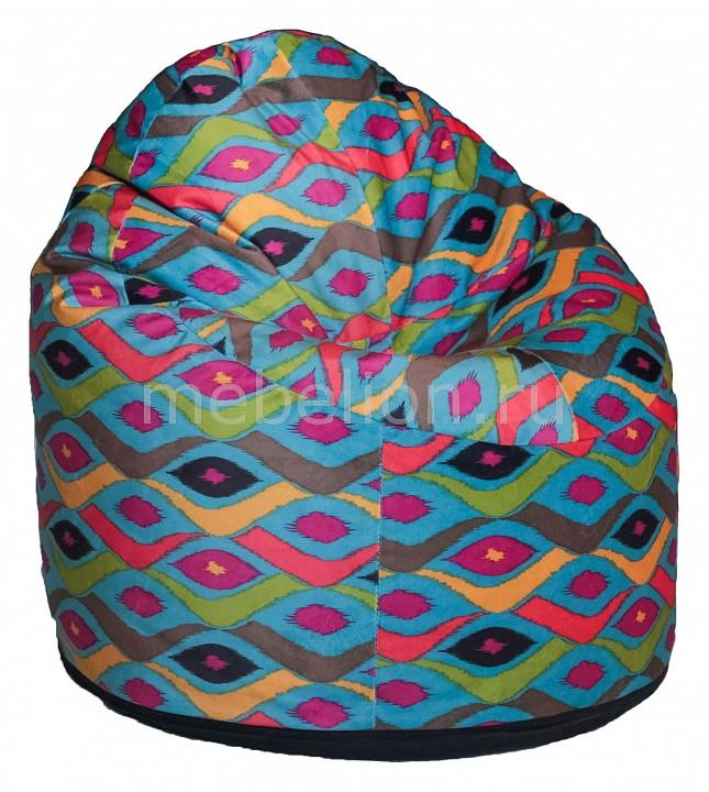 Кресло-мешок Dreambag Пенек Детский Маракешь Бирюзовый кресло мешок dreambag зайчик бирюзовый