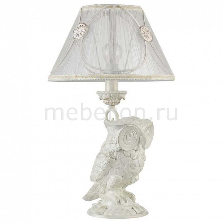 Настольная лампа декоративная Maytoni Athena ARM777-11-WG подвесная люстра maytoni athena arm777 08 wg