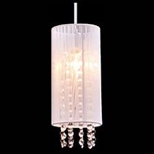 Подвесной светильник 1188/1 хром