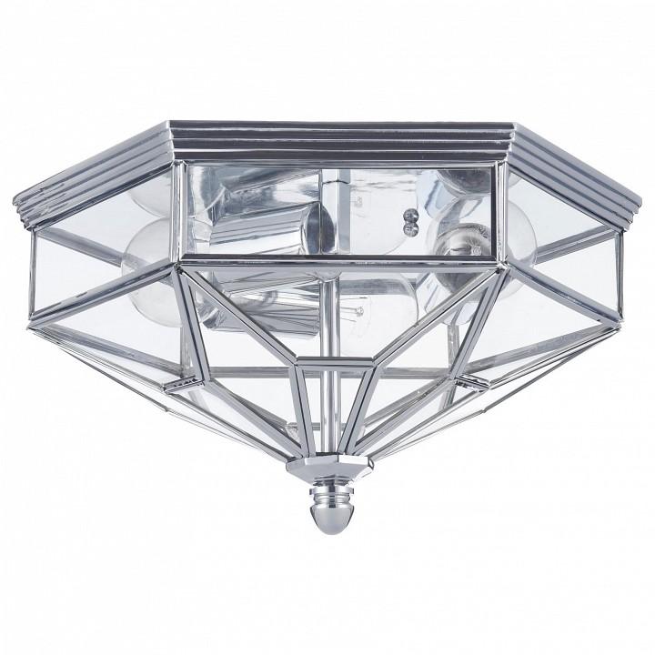 Накладной светильник Maytoni Zeil H356-CL-03-CH linvel v709 ch cl