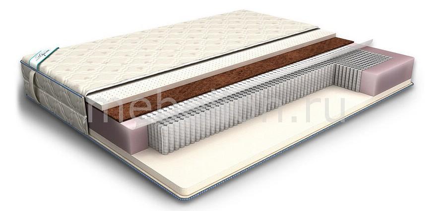 Матрас полутораспальный Дрема Микропакет Мидл Мемори 1950х1200 матрас полутораспальный дрема микропакет мидл эконом 1950х1200