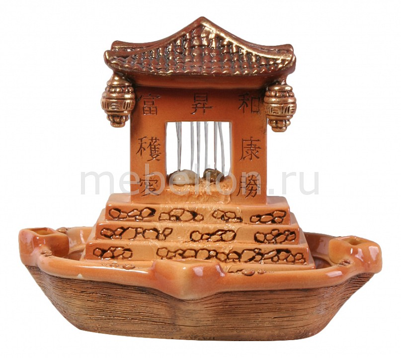 Фонтан настольный interier-ex (36х28х32 см) Пагода Ф45