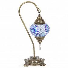 Настольная лампа декоративная Марокко 0902,05