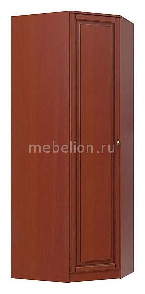 Шкаф платяной угловой Влада СТЛ.040.17 орех итальянский с патиной