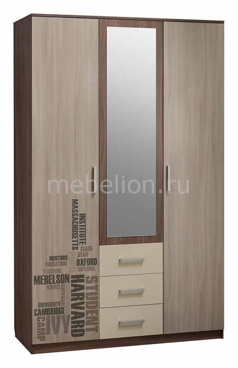Шкаф платяной Mebelson Колледж MKK-008