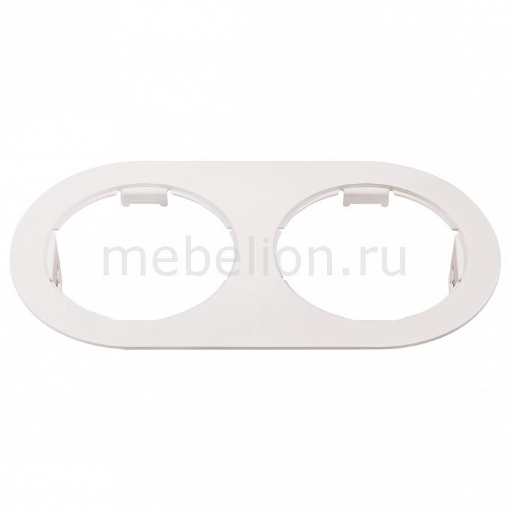 цена на Рамка на 2 светильника Lightstar Domino 214656