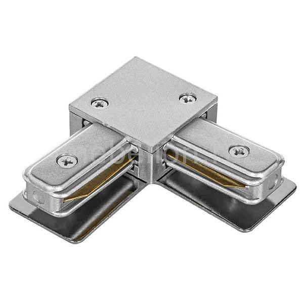 Купить Соединитель Barra 502129, Lightstar, Италия, серый, металл, полимер