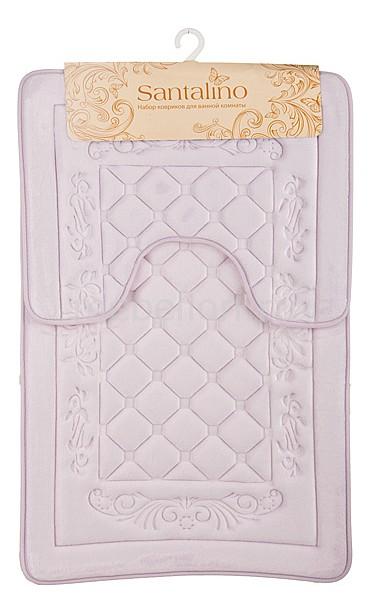 Набор из 2 ковриков для ванной (50х80 см) 2шт. Классик 853-001
