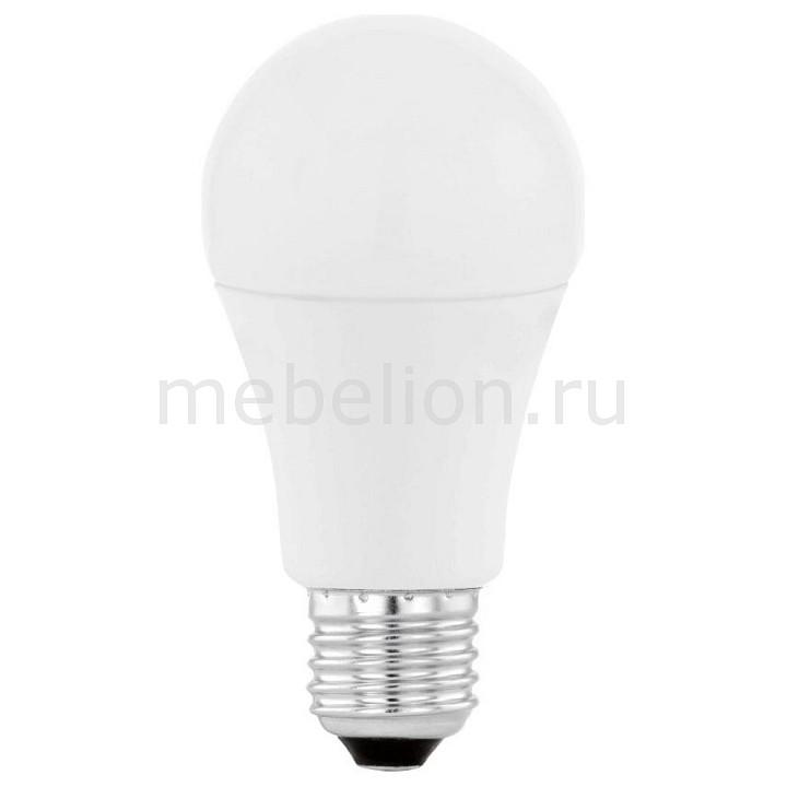 Лампа светодиодная [поставляется по 10 штук] Eglo Лампа светодиодная A60 E27 11Вт 4000K 11482 [поставляется по 10 штук] цена
