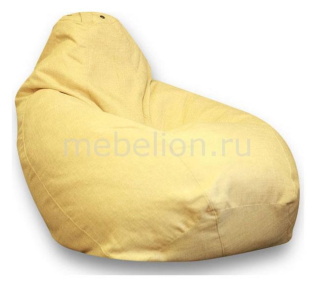 Кресло-мешок Dreambag Велла бежевая II галька морская бежевая фракция 5 10 мм 1 кг