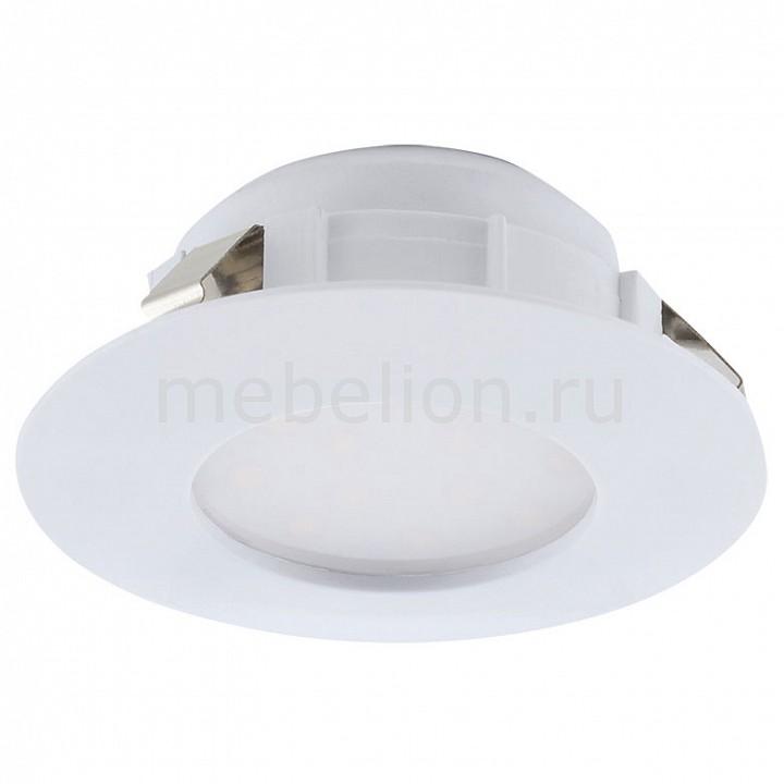 Комплект из 3 встраиваемых светильников Pineda 95821