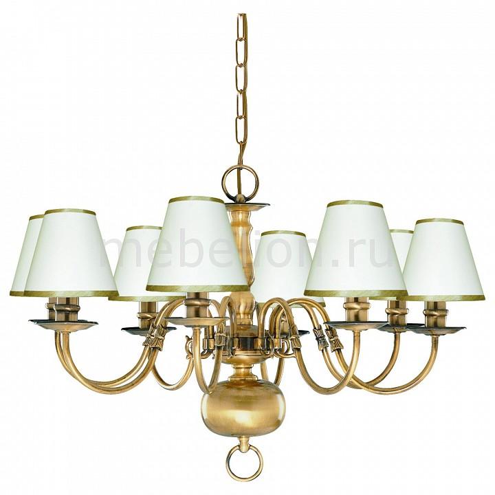 Подвесная люстра Arte Lamp A1020LM-8AB Flemish