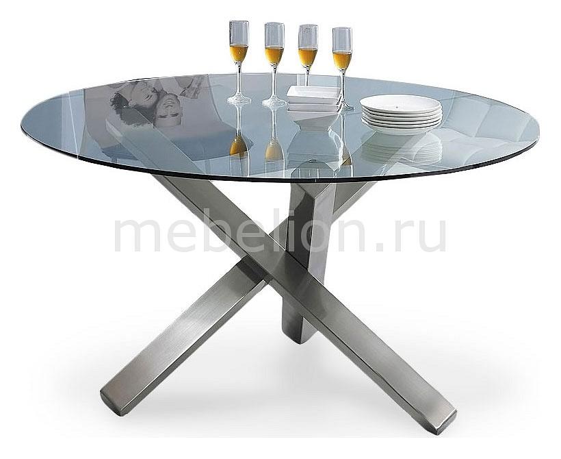 Стол обеденный Dupen BZ951 хром стол обеденный dupen dt 02 орех